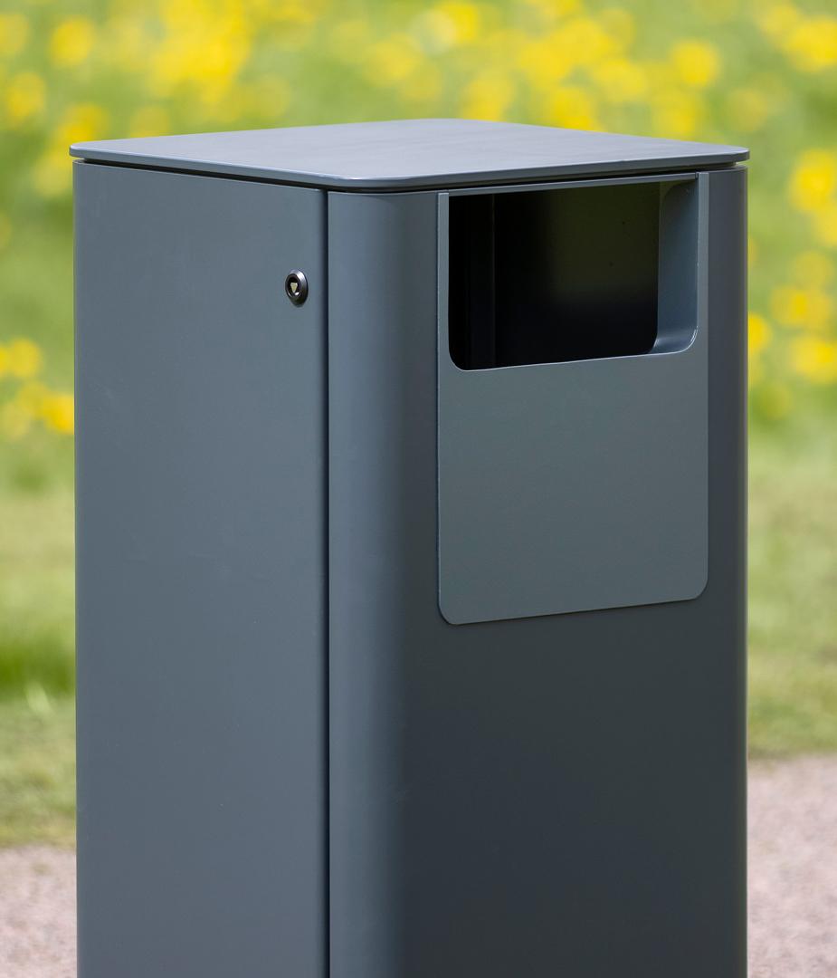 Abfallbehälter - Egedal II